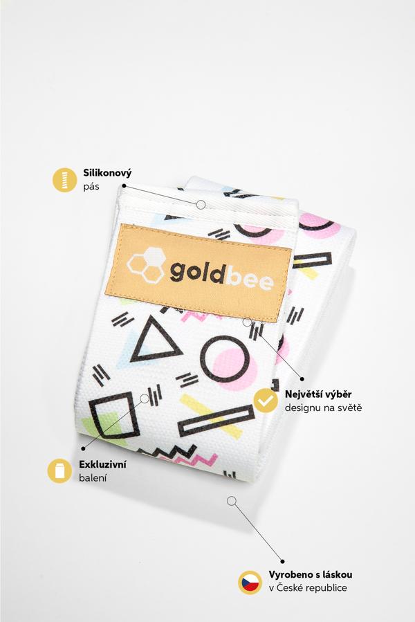 GoldBee BeBooty Geometrická, M - 3