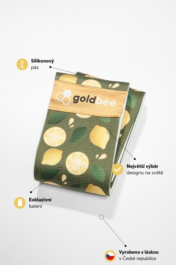 GoldBee BeBooty Citronáda - 3