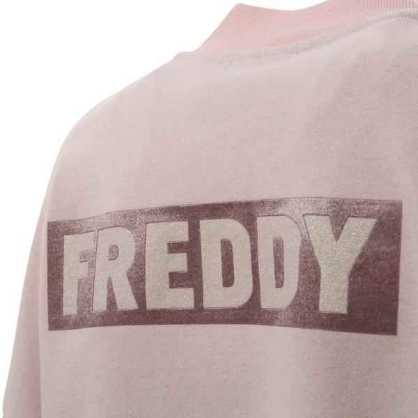 Freddy Bomber Světle Růžový, XL - 3