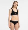 Calvin Klein Podprsenka Bralette Body Černá S Průřezem, L - 3/3