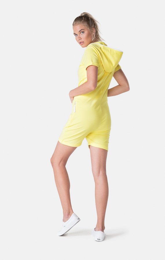 OnePiece Fitted Short Soft Yellow, XS - 3