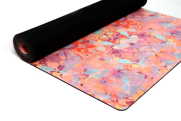 Yoga Design Lab 1.5mm Travel Yoga Mat - Kaleidoscope - 3