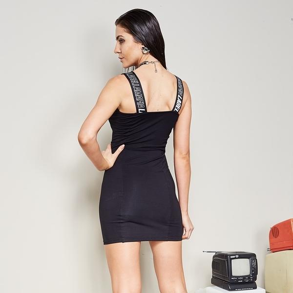 Labella Šaty Sportswear Black - 3