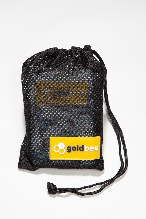 GoldBee Textilní Odporová Guma Motýlková, M - 3