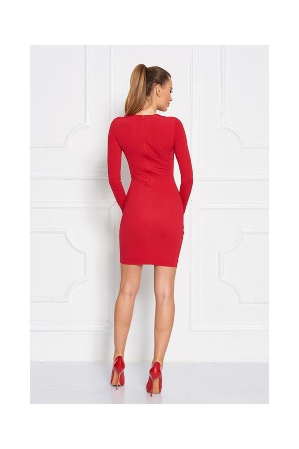 Sugarbird šaty Ulima Red, XS - 3