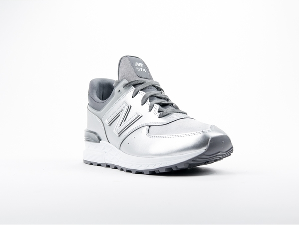 New Balance WS574SFG Silver, 3,5 - 3