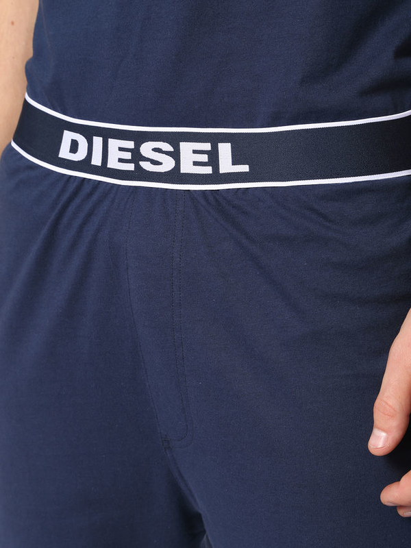 Diesel Pyžamový Set Modrý, S - 3