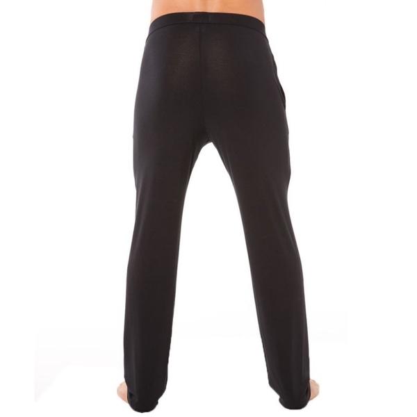 Calvin Klein Pánské Kalhoty Na Doma Černé, S - 3