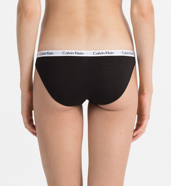 Calvin Klein 3Pack Kalhotky Black&Grey&White, L - 3
