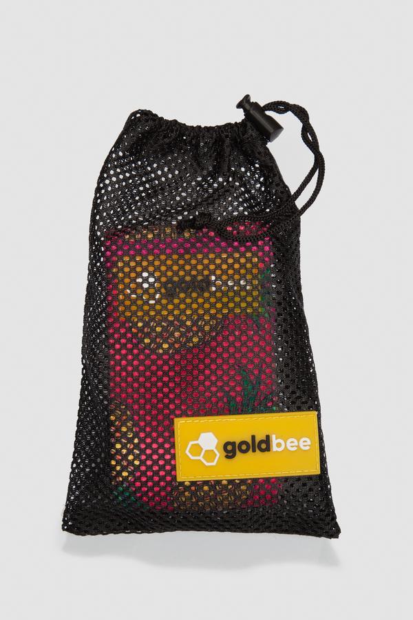 GoldBee Textilní Odporová Guma - Ananas, M - 3