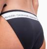 Calvin Klein Plavky CK Logo Black Spodní Díl, XS - 3/4