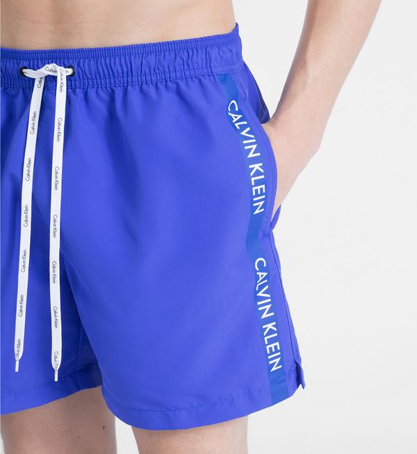 Calvin Klein Plavkové Šortky Modré, XL - 3
