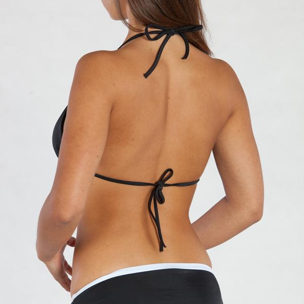 Calvin Klein Plavky NOS Logo Black Vrchní Díl, L - 3