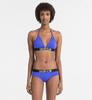 Calvin Klein Plavky Bikini Intense Power Modré Spodní Díl - 3/3