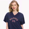Tommy Hilfiger Nightdress College Navy, XS - 3/3