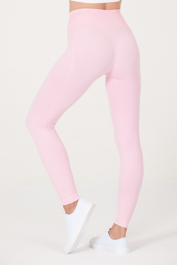 GoldBee Legíny BeSeamless Candy Pink, S - 3