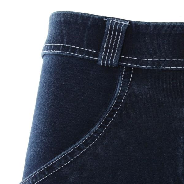 Freddy Jeans Modré S Bílými Švy Normální Pas FW19, XL - 3