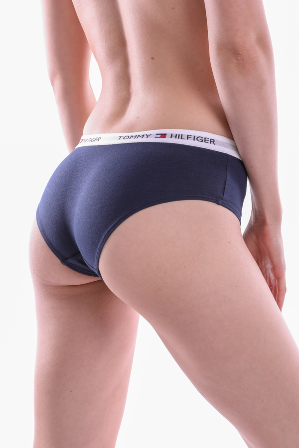 Tommy Hilfiger Shorty Iconic Navy, XS - 3