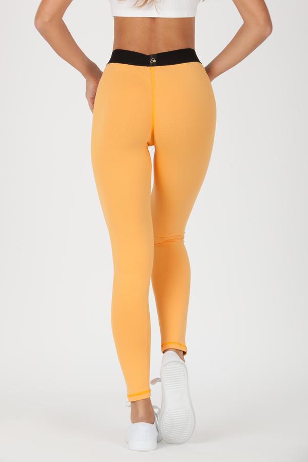 GoldBee Legíny BeOne Sweet Apricot, XS - 3