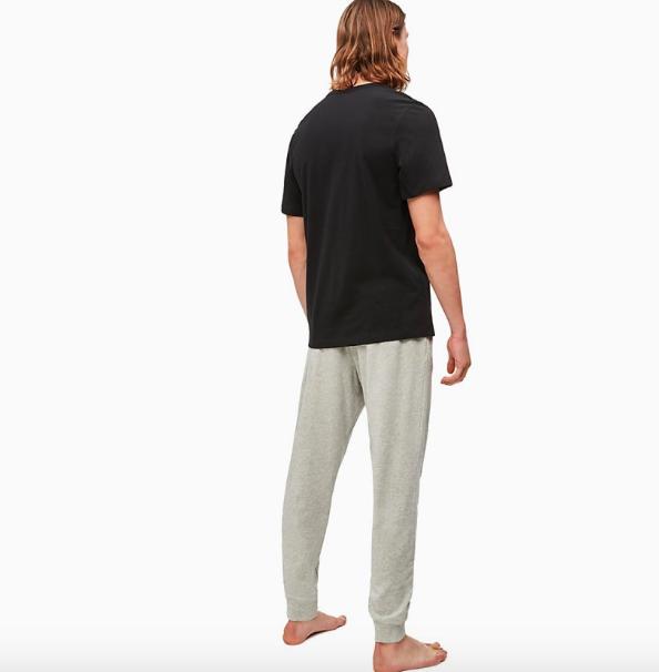 Calvin Klein 2Pack T-Shirts STATEMENT 1981 Black, M - 3
