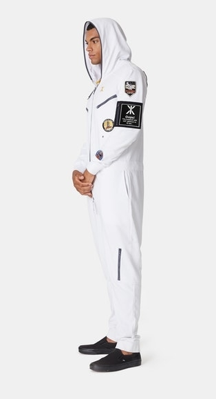 OnePiece AstroNOT Overal White, M - 3