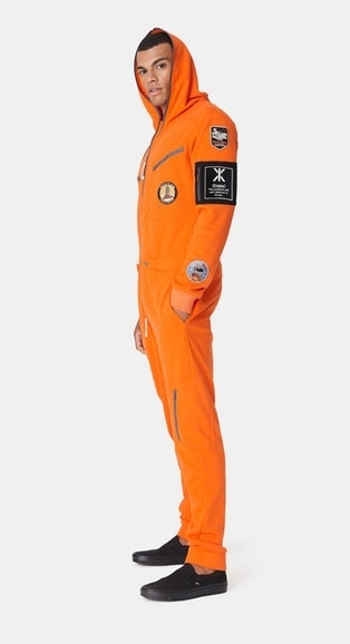 OnePiece AstroNOT Overal Orange, XL - 3