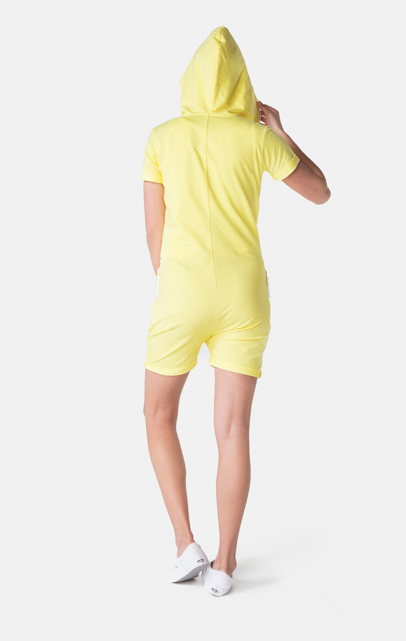 OnePiece Fitted Short Soft Yellow - 4