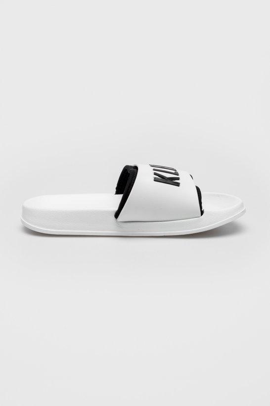 Calvin Klein Pantofle White - 4