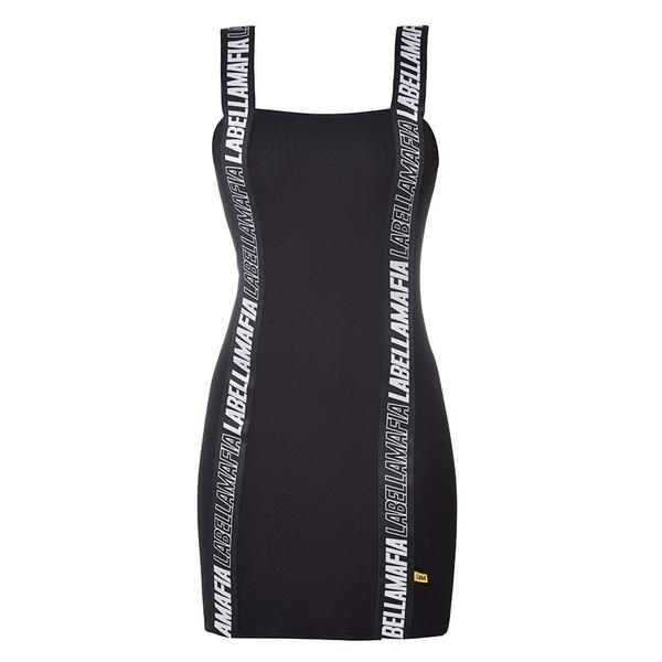Labella Šaty Sportswear Black - 4