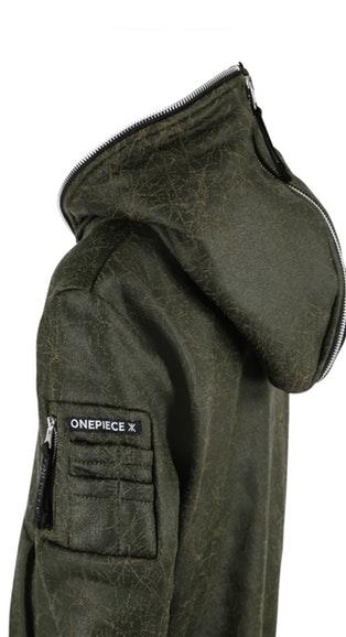 OnePiece Soft Bomber Green - 2/3 - 4