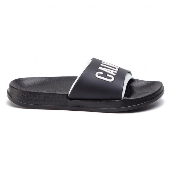 Calvin Klein Pantofle Intense Power Black, M - 4