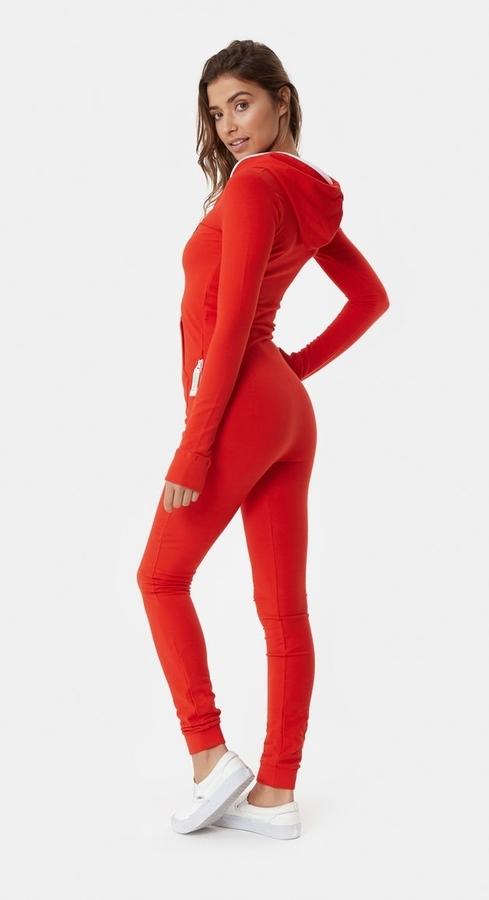 OnePiece Original Slim Onesie Red, L - 4