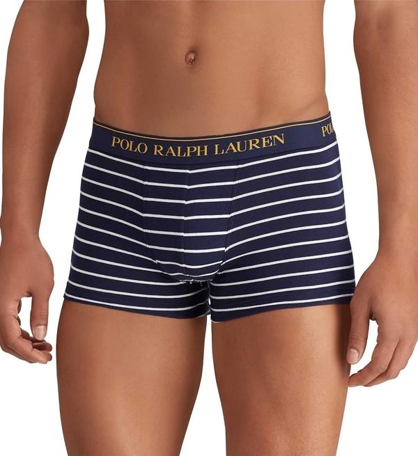 Ralph Lauren 3Pack Boxerky Blue, XXL - 4