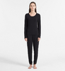 Calvin Klein Triko Sculpted Black, XS - 4/4