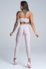 Gym Glamour Legíny High Waist Broken White, L - 4/4