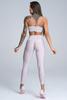 Gym Glamour Legíny High Waist Broken White - 4/4