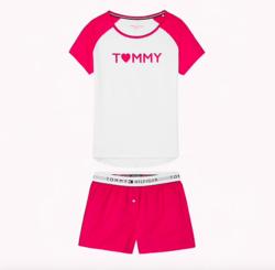 Tommy Hilfiger Pyžamo Set Love, L - 4