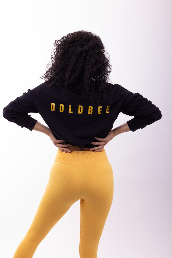 GoldBee Mikina Street Black, XL - 4