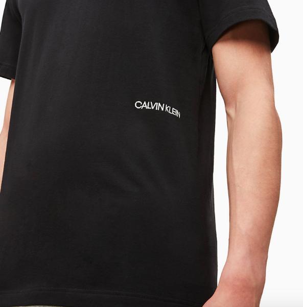 Calvin Klein 2Pack T-Shirts STATEMENT 1981 Black, M - 4