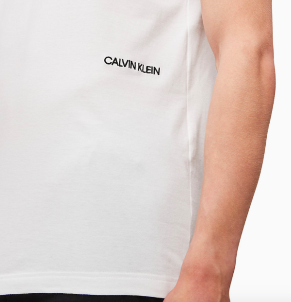 Calvin Klein 2Pack T-Shirts STATEMENT 1981 White, XS - 4