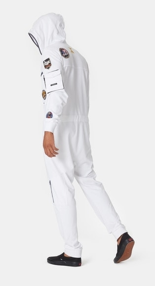 OnePiece AstroNOT Overal White, M - 4