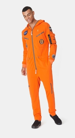 OnePiece AstroNOT Overal Orange, XL - 4