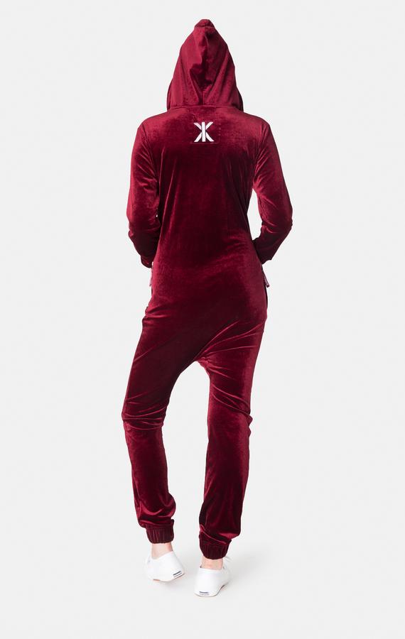 OnePiece Original Velour Red, S - 4