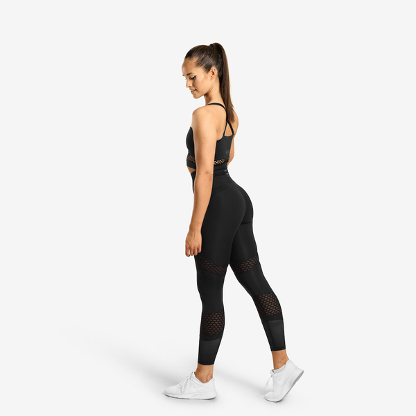 Better Bodies Podprsenka Waverly Mesh Black, L - 4