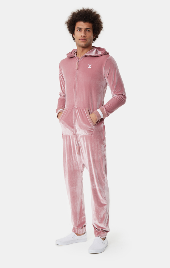 OnePiece Original Velour Faded Pink, XS - 5
