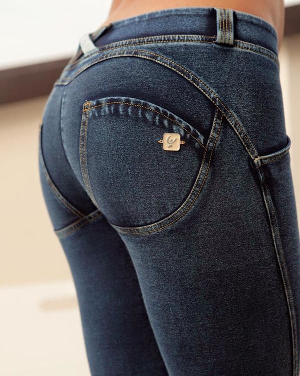 Freddy Jeans Original Snížený Pas, XS - 5