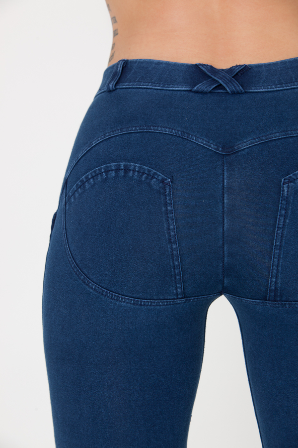Boost Jeans Mid Waist P Dark Blue, XL - 5