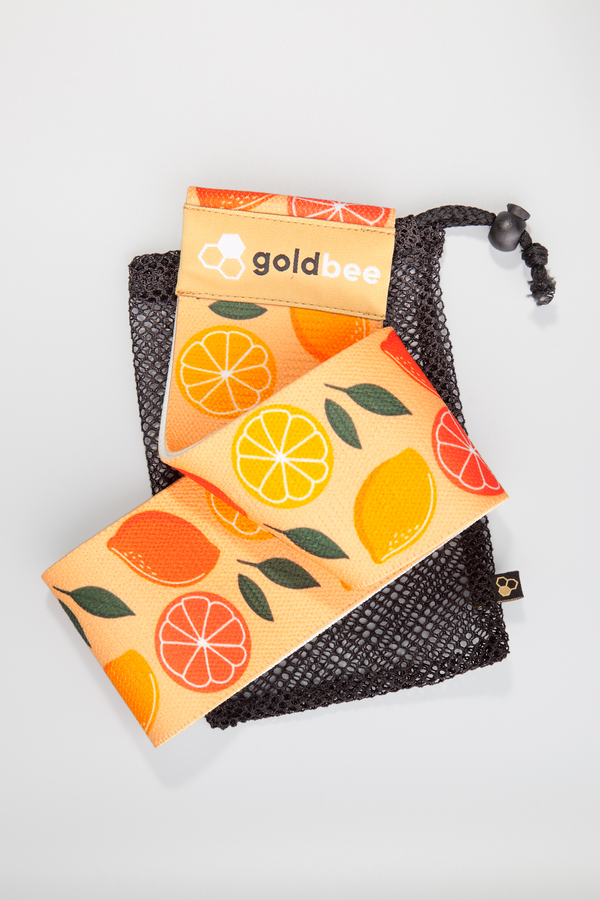 GoldBee BeBooty Orange, M - 5