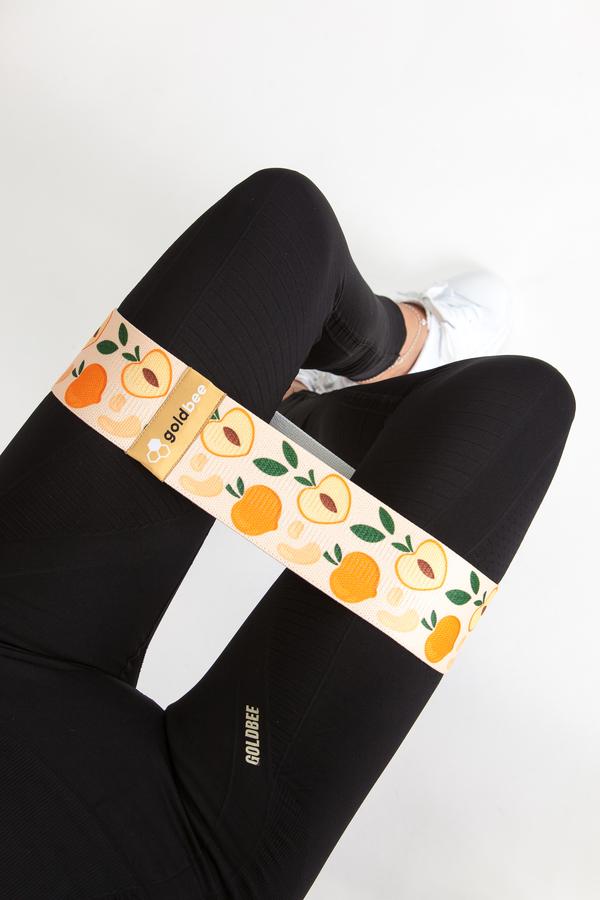 GoldBee BeBooty Peach, M - 5