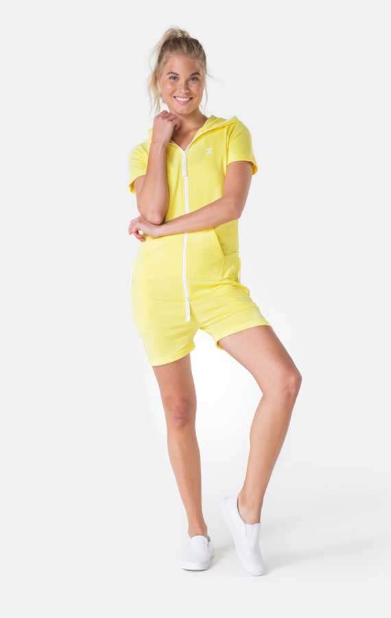 OnePiece Fitted Short Soft Yellow, XS - 5